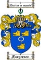 Thumbnail Fargerson Family Crest  Fargerson Coat of Arms