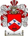 Thumbnail Farnsworth Family Crest  Farnsworth Coat of Arms