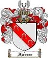 Thumbnail Farrer Family Crest  Farrer Coat of Arms