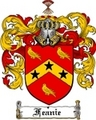 Thumbnail Feanie Family Crest  Feanie Coat of Arms