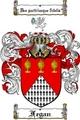 Thumbnail Fegan Family Crest  Fegan Coat of Arms