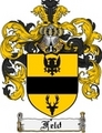 Thumbnail Feld Family Crest Feld Coat of Arms Digital Download