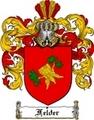Thumbnail Felder Family Crest  Felder Coat of Arms