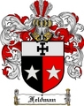 Thumbnail Feldman Family Crest  Feldman Coat of Arms