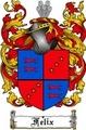 Thumbnail Felix Family Crest  Felix Coat of Arms