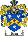 Thumbnail Fenel Family Crest  Fenel Coat of Arms