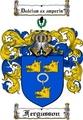 Thumbnail Fergusson Family Crest  Fergusson Coat of Arms
