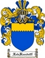Thumbnail Fetzrandolff Family Crest Fetzrandolff Coat of Arms Digital Download
