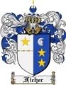 Thumbnail Ficher Family Crest  Ficher Coat of Arms