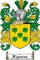 Thumbnail Figueroa Family Crest / Figueroa Coat of Arms