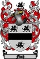 Thumbnail Finch Family Crest / Finch Coat of Arms