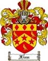 Thumbnail Finn Family Crest  Finn Coat of Arms