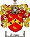Thumbnail Finney Family Crest  Finney Coat of Arms