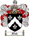Thumbnail Fish Family Crest  Fish Coat of Arms