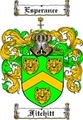 Thumbnail Fitchitt Family Crest  Fitchitt Coat of Arms