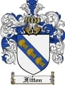 Thumbnail Fitton Family Crest Fitton Coat of Arms Digital Download