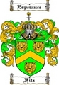 Thumbnail Fitz Family Crest  Fitz Coat of Arms