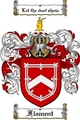 Thumbnail Flament Family Crest  Flament Coat of Arms