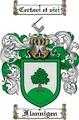 Thumbnail Flannigen Family Crest  Flannigen Coat of Arms