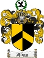 Thumbnail Flegg Family Crest Flegg Coat of Arms Digital Download