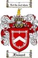 Thumbnail Flement Family Crest  Flement Coat of Arms