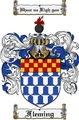 Thumbnail Fleming Family Crest Fleming Coat of Arms Digital Download