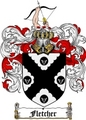 Thumbnail Fletcher Family Crest / Fletcher Coat of Arms