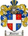 Thumbnail Florini Family Crest  Florini Coat of Arms
