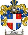 Thumbnail Floro Family Crest  Floro Coat of Arms
