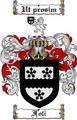 Thumbnail Foli Family Crest  Foli Coat of Arms