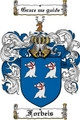 Thumbnail Forbeis Family Crest  Forbeis Coat of Arms