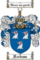 Thumbnail Forbess Family Crest  Forbess Coat of Arms