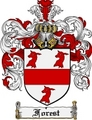 Thumbnail Forest Family Crest Forest Coat of Arms Digital Download