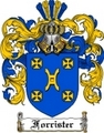 Thumbnail Forrister Family Crest Forrister Coat of Arms Digital Download