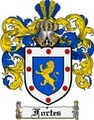 Thumbnail Fortes Family Crest  Fortes Coat of Arms