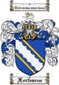 Thumbnail Fortescue Family Crest Fortescue Coat of Arms Digital Download