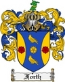 Thumbnail Forth Family Crest Forth Coat of Arms Digital Download