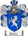 Thumbnail Fortner Family Crest  Fortner Coat of Arms