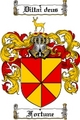 Thumbnail Fortune Family Crest  Fortune Coat of Arms