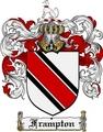 Thumbnail Frampton Family Crest Frampton Coat of Arms Digital Download