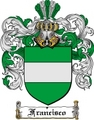 Thumbnail Francisco Family Crest  Francisco Coat of Arms