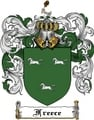 Thumbnail Freece Family Crest Freece Coat of Arms Digital Download