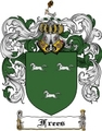Thumbnail Frees Family Crest Frees Coat of Arms Digital Download