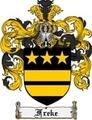 Thumbnail Freke Family Crest Freke Coat of Arms Digital Download