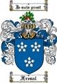 Thumbnail Fresal Family Crest  Fresal Coat of Arms