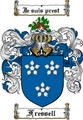 Thumbnail Fressell Family Crest  Fressell Coat of Arms