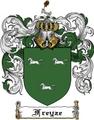 Thumbnail Freyze Family Crest Freyze Coat of Arms Digital Download