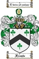 Thumbnail Froste Family Crest  Froste Coat of Arms