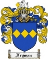 Thumbnail Fryman Family Crest  Fryman Coat of Arms