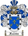 Thumbnail Fuentes Family Crest  Fuentes Coat of Arms